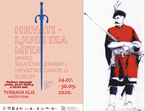 An exhibition about a Croat admired by German people will be held at the Klis Fortress from tomorrow