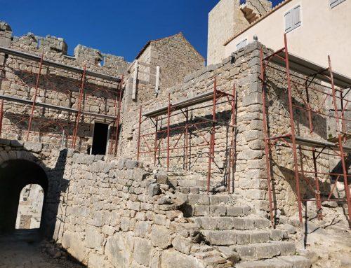 Novi sadržaji na tvrđavi Klis: U tijeku radovi na projektu
