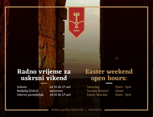 Easter weekend open hours